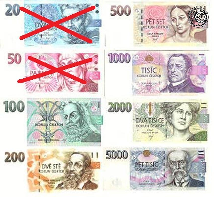 Currency - banknotes