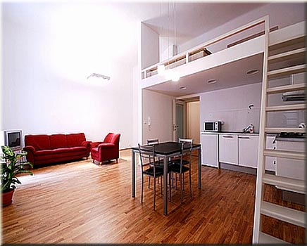 Apartment Bílkova II-A