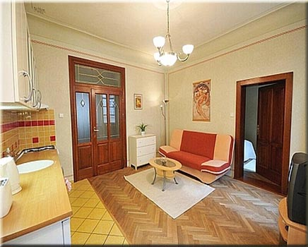 Apartment Karlova I