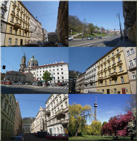 Apartment Malá Strana I