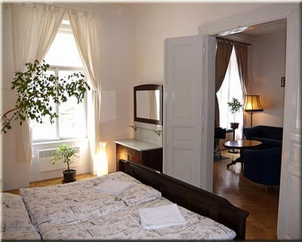 Apartment Malá Strana II