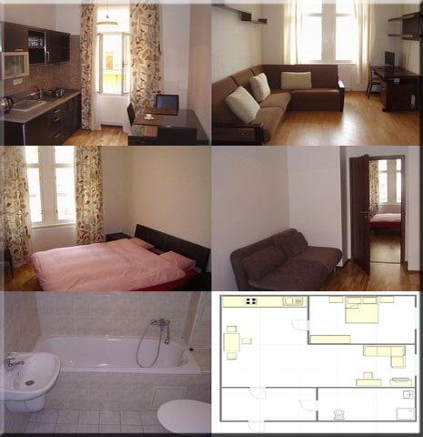 Apartment Na B�lidle II
