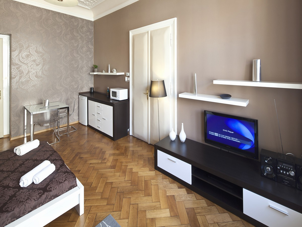 Appartamento Praga Dušní 5 - Apartments prague - apartment in prague - prague apartment: e-apartment-prague.com