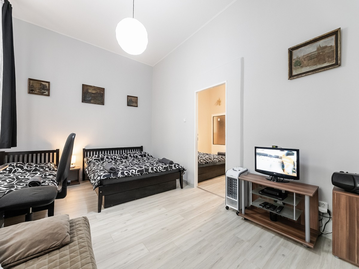Ferieleilighet Prag Letná 1 - Apartments prague - apartment in prague - prague apartment: e-apartment-prague.com