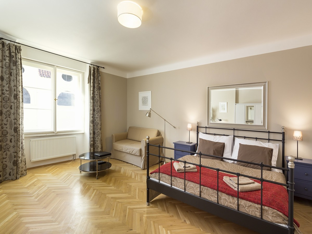 Appartamento Praga Templová 1 - Apartments prague - apartment in prague - prague apartment: e-apartment-prague.com