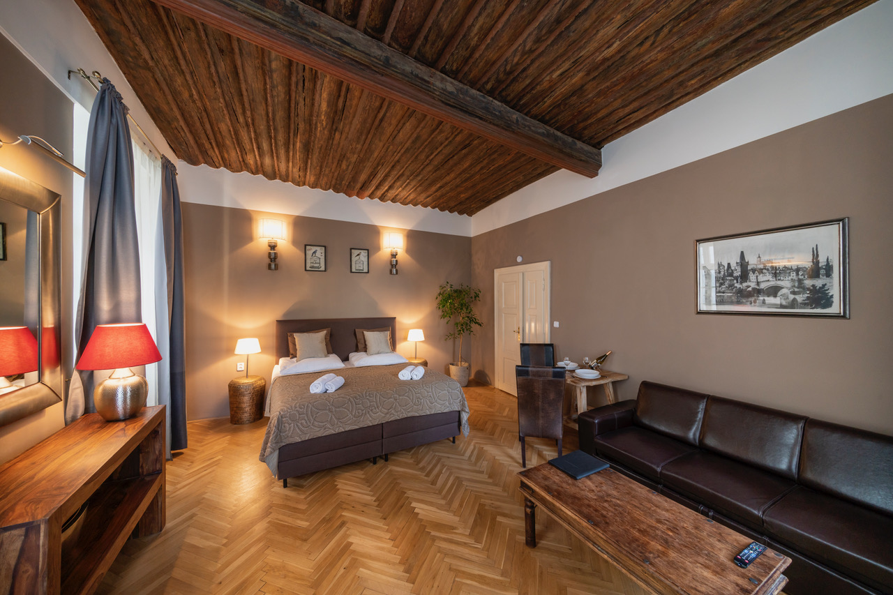 Appartamento Praga Old Town 1 - Apartments prague - apartment in prague - prague apartment: e-apartment-prague.com