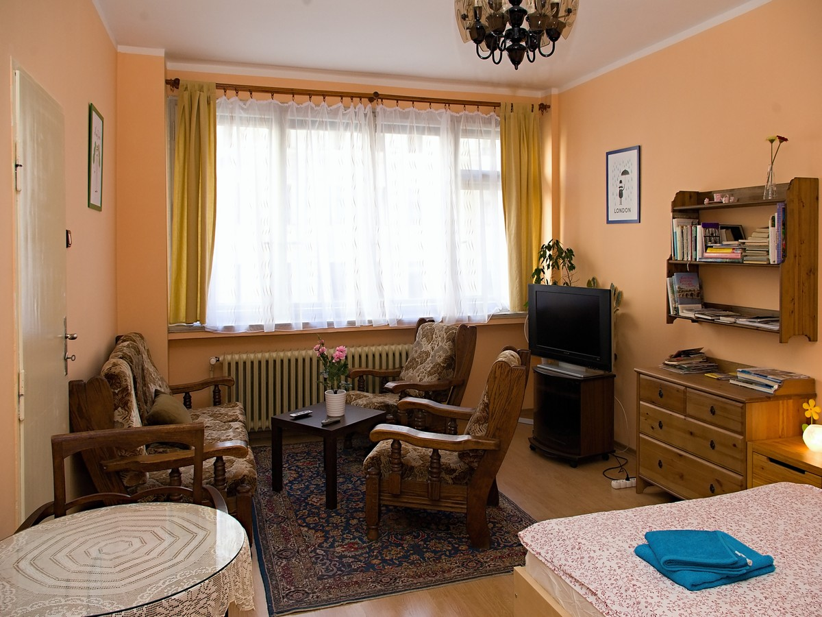 Ferieleilighet Prag Letná 2 - Apartments prague - apartment in prague - prague apartment: e-apartment-prague.com